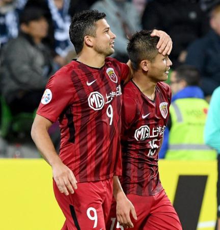 亚冠-上海上港1-2墨尔本胜利遭赛季首败