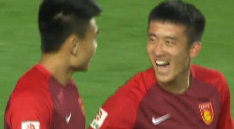 河北华夏2-0天津权健 拉维奇点射破门董学升建功