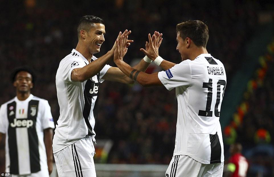 菲戈:C罗是最佳球员之一!尤文在意大利没有对手!