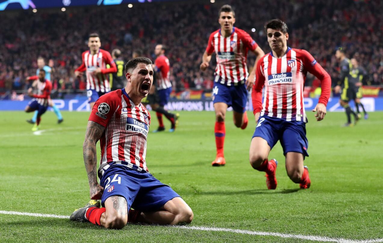 莫拉塔进球被吹双中卫破门 欧冠首回合马竞2-0尤文占得先机